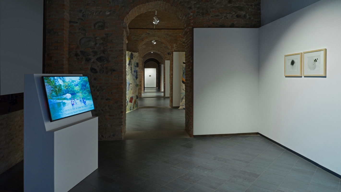 12Post-Water. Exhibition view at Museo Nazionale della Montagna 2018 Museo Nazionale della Montagna CAI Torino 3