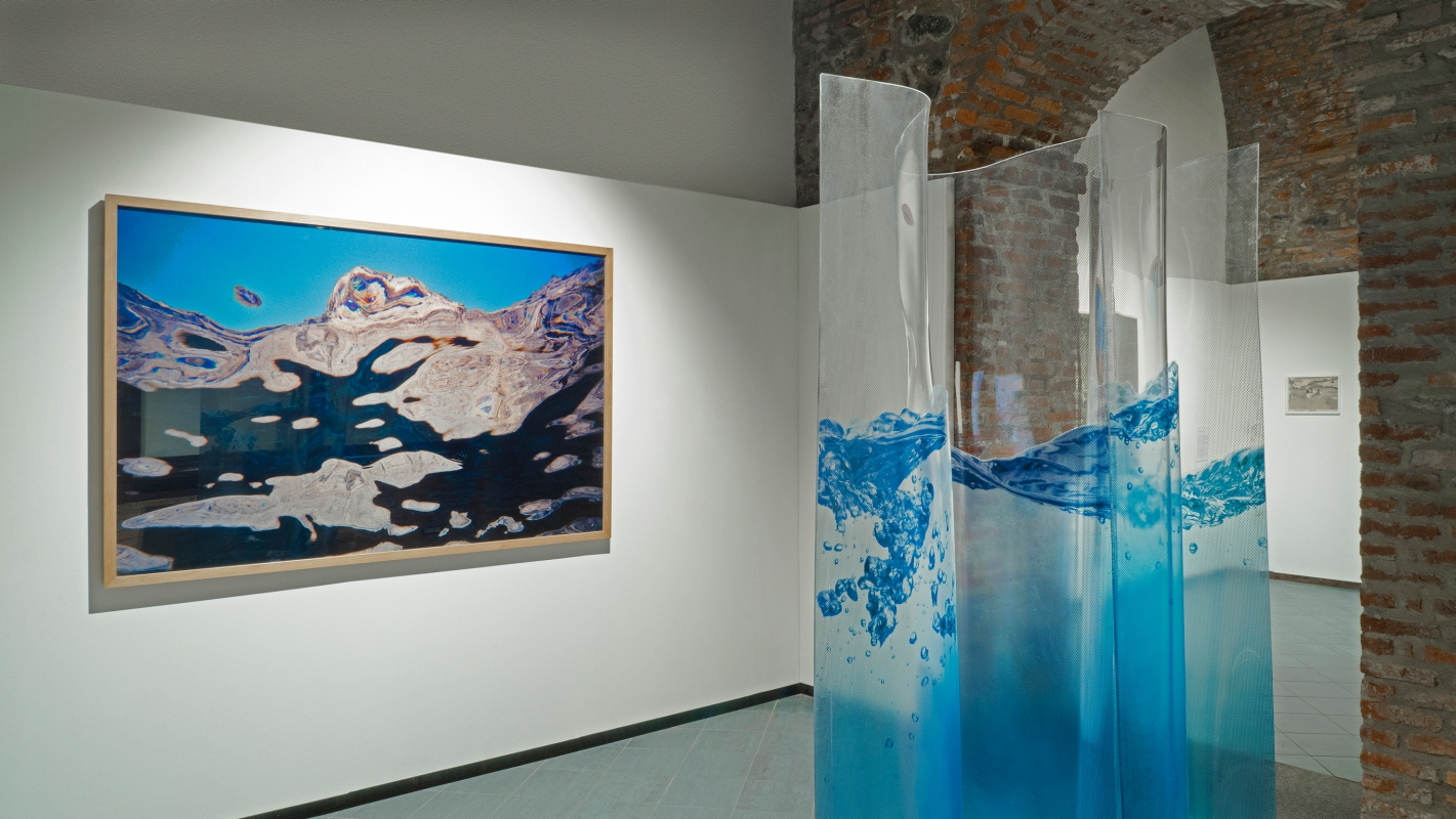 18Post Water. Exhibition view at Museo Nazionale della Montagna 2018 Museo Nazionale della Montagna CAI Torino 5