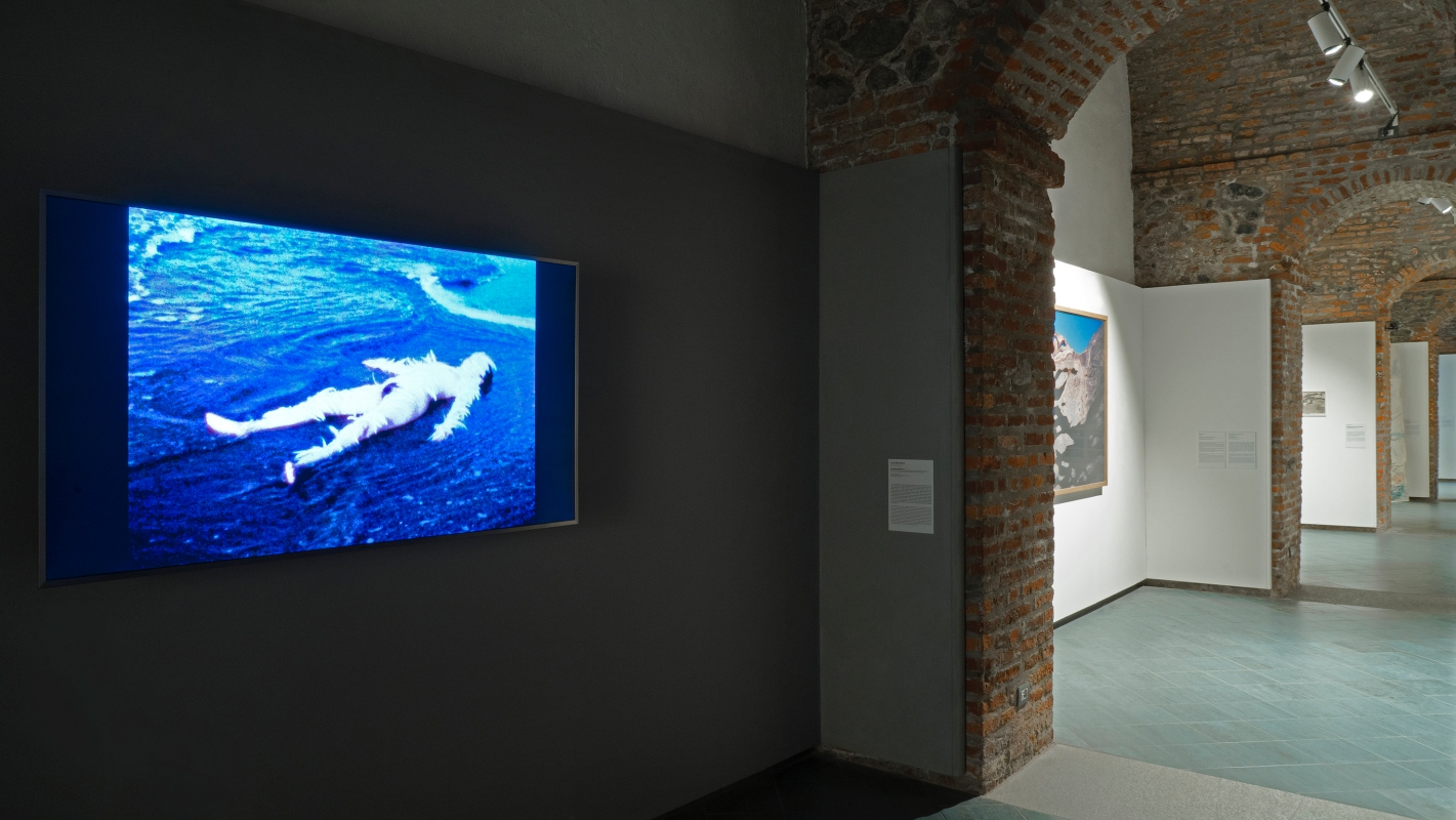 19Post Water. Exhibition view at Museo Nazionale della Montagna 2018 Museo Nazionale della Montagna CAI Torino6